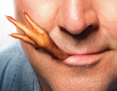 Bizarre Foods America Season 2 Campaign