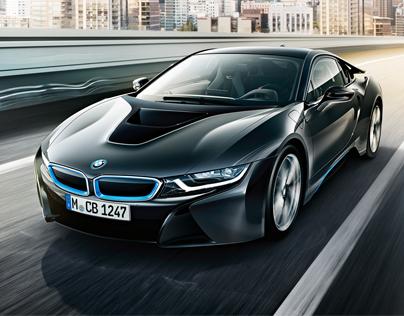 BMW i8 - THE MOST PROGRESSIVE SPORTS CAR.