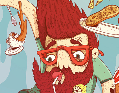 Gastronomic Fair Poster - 2014