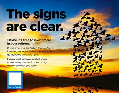 """The Signs Are Clear"" Direct Mail Campaign"