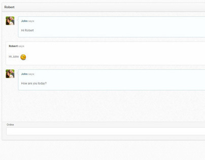 jquery chat (jChat)