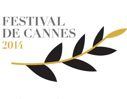 Festival de Cannes wayfinding system