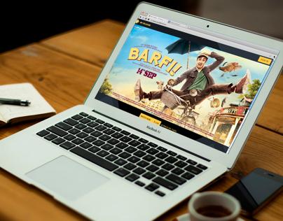 Video-on-Demand Service Website Design