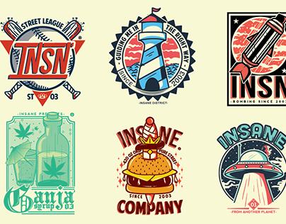 Cartoon Logos