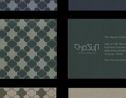 Chosun Hotel Brand Design Renewal