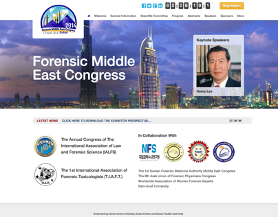 Forensic Middle East Congress