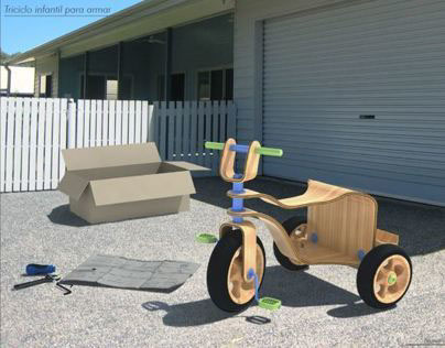 DIY Tricycle