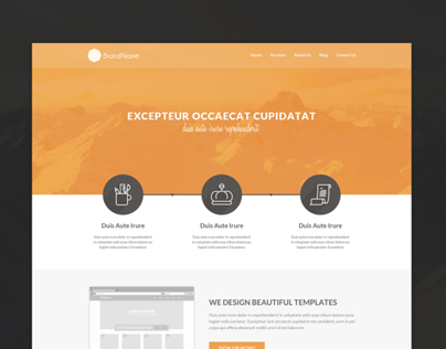 Free HTML5 Web Template & Tutorial
