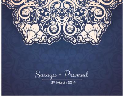 Sarayu + Pramod