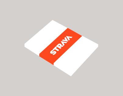 Strava Brandbook