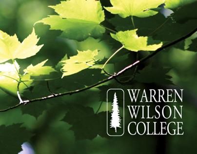 Select Print Design for Warren Wilson College