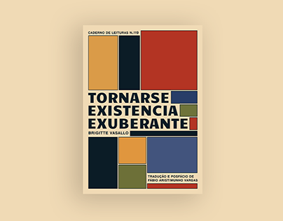 Editorial design — Caderno de Leituras n.119