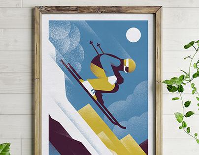 Ski moments