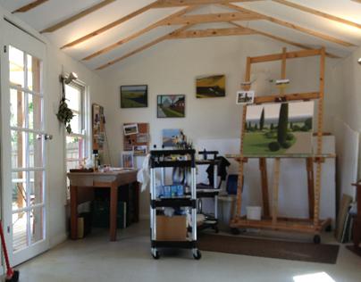 Interiors - Studios/Workshops/Cabins