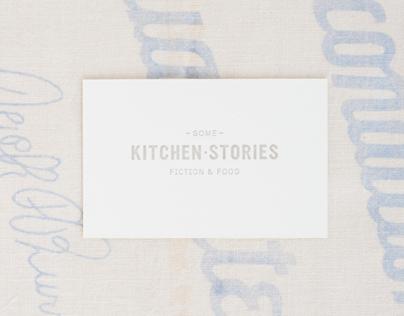 Some Kitchen Stories branding