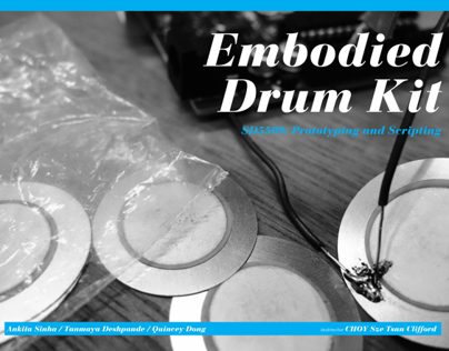 Embodied Drum Kit