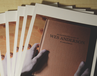 An Illustrated Guide to Wes Anderson