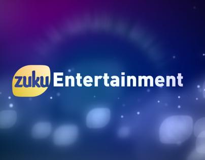 Zuku Entertainment Channel Branding