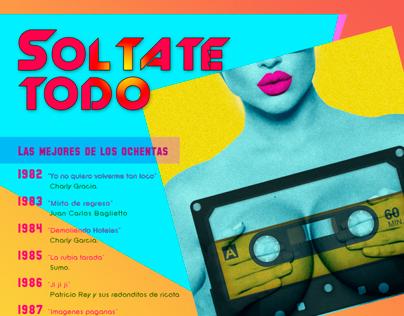 #80 #90 #argentina