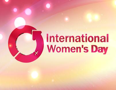 Women's Day Ident