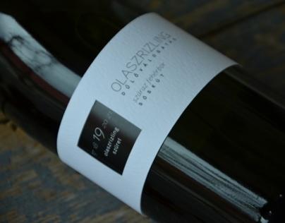 Figula borászat Olaszrizling címketerv