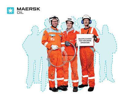 MÆRSK OIL, intern kampagne