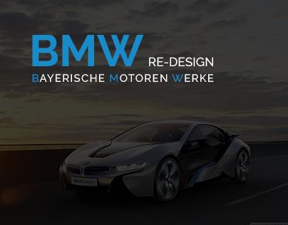 BMW Re-Design