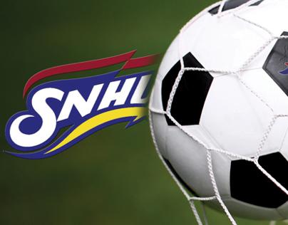 SNHU Intramural Indoor Soccer Flyer