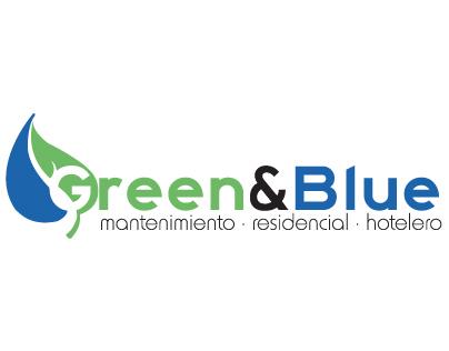 Green & Blue :: Identity • Print • Web