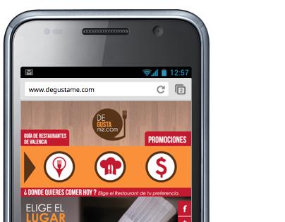 App Móvil -  Diseño