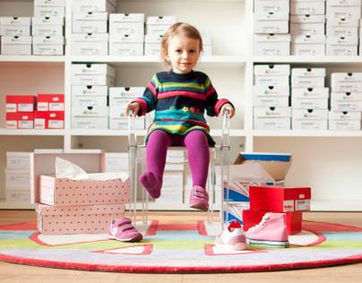 Solletico - Children's shoes store