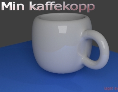 My coffe cup