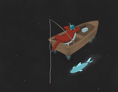 Space Fishing