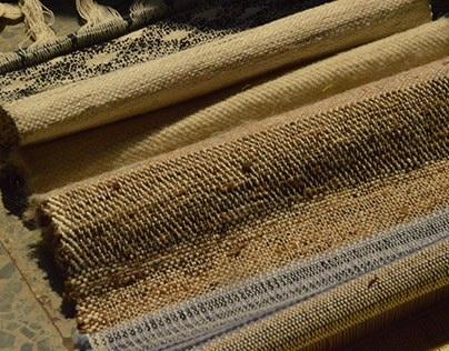 Experimental Weaving