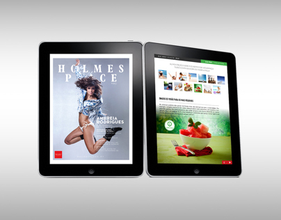The Place Mag - Holmes Place Portugal iPad Magazine