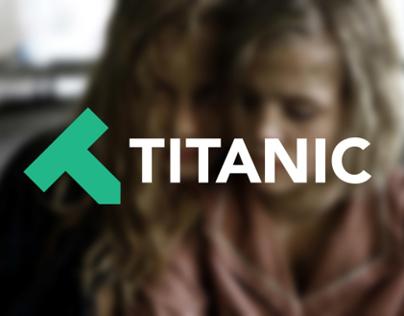 Titanic Film Festival 2014 Rebrand