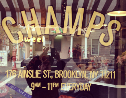 CHAMPS Restaurant's in Brooklyn