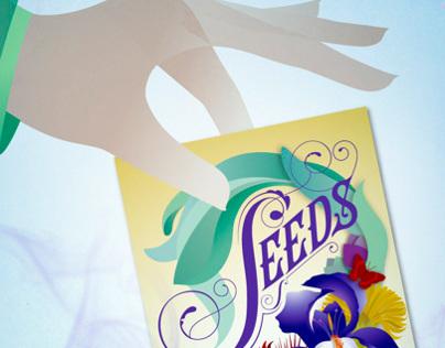Children's Book: A Dark & Dismal Flower