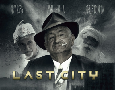 Last City Poster for a Web Site