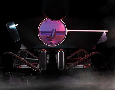 Virgin Prospect (Mars Exploration Vehicle)