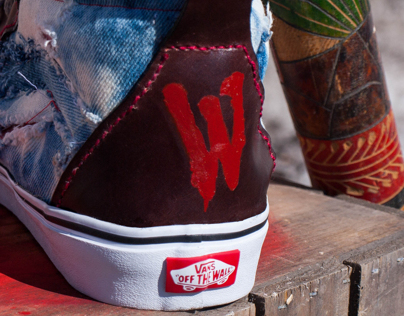 Vans X The Warriors