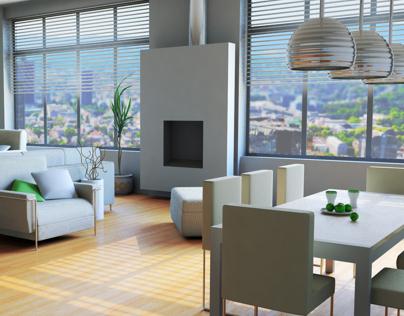 Simple Interior Suite