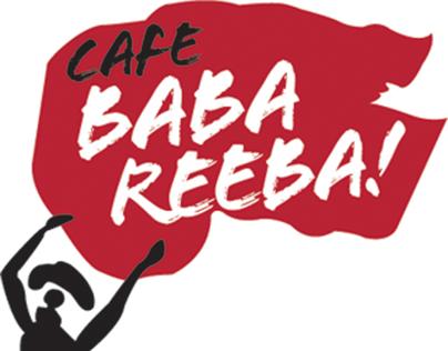 Cafe Ba Ba Reeba! Identity
