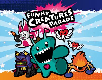 Funny Creatures Parade