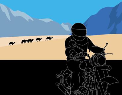 Royal Enfield - Himalayan Odyssey 2013