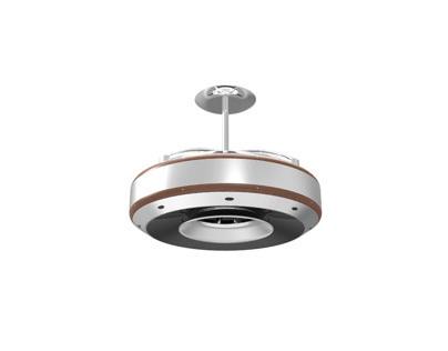 Coanda: A Smart Bladeless Ceiling Fan