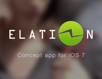 Elation - Concept App