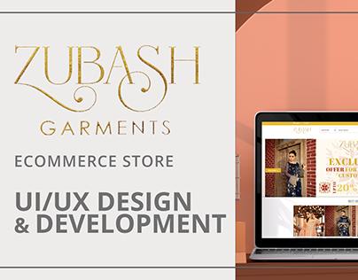 Ecommerce UI Design & Development