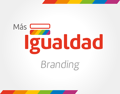 Más Igualdad Branding