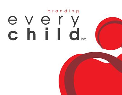 Every Child Inc Branding
